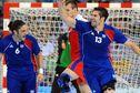 Handball : les Bleus battent le Japon