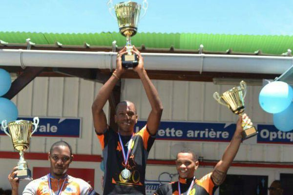 Patrice Ringuet vainqueur de France parebrise
