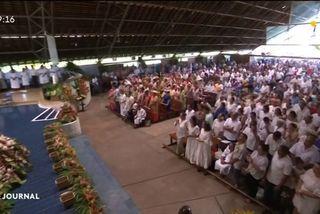 Trois nouveaux diacres pour le diocèse de Papeete