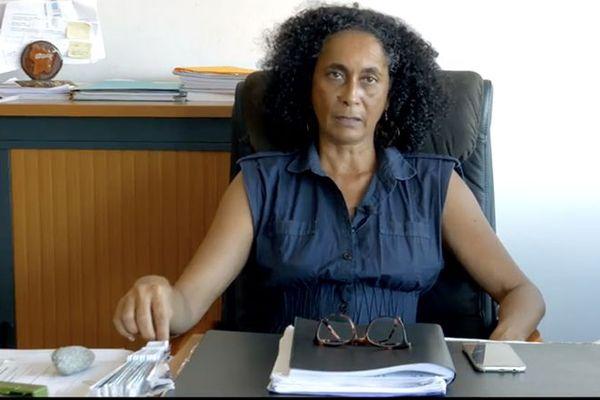 Muriele Cidalise Montaise, déléguée Régionale au droit des Femmes et à l'égalité