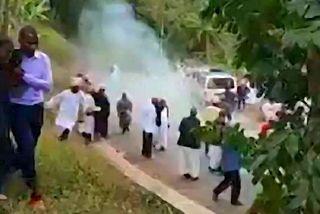 Répression de la manifestation à Anjouan 24 août 2018
