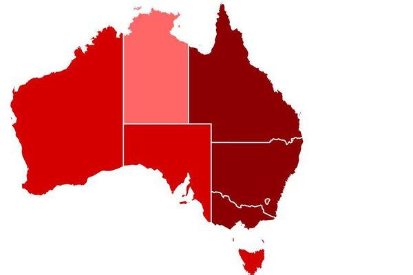 coronavirus en Australie