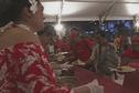 Un bon repas de Noël pour les SDF