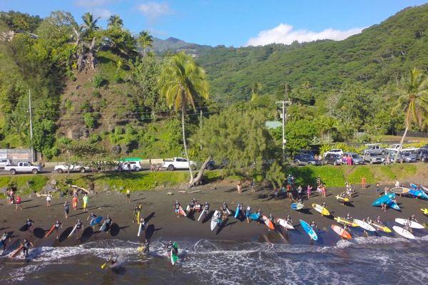 Waterman Tahiti Tour round 4