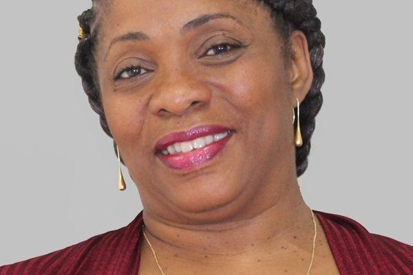 Mylène Mathieu, conseillère territoriale