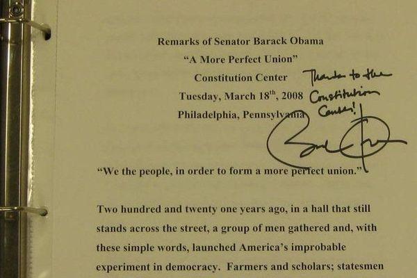 Discours Obama 2008