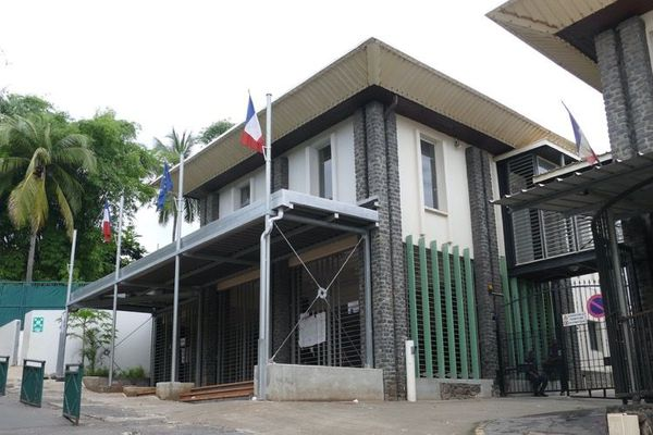 La préfecture de Mayotte