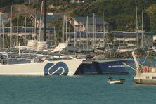 L'Energy Observer est arrivé à Nouméa le 16 juillet