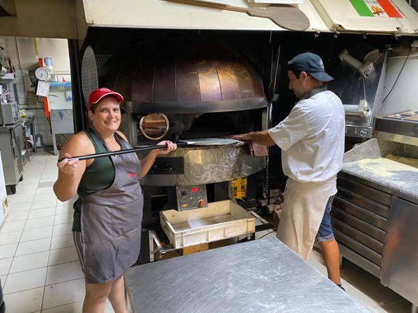 Réouverture de The Pizza, la pizzéria de Dominique Dumortier