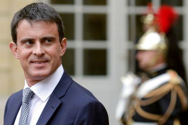 Manuel Valls photo 10 juillet