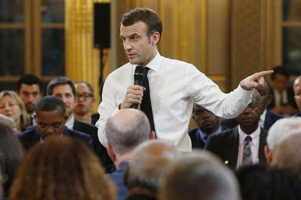 Macron GDN
