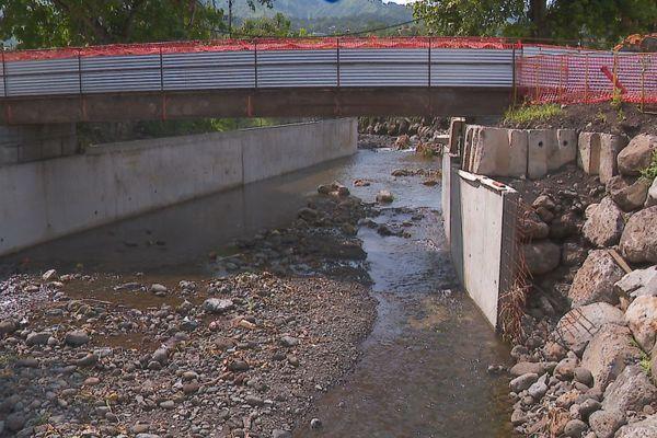 travaux rivière Nahoata