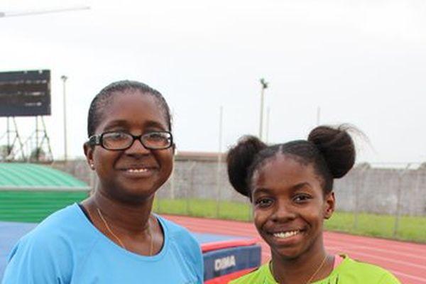 Katia Benth et Gemima Joseph