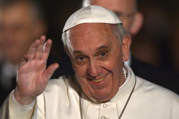 Le Pape François en pèlerinage dans le pacifique