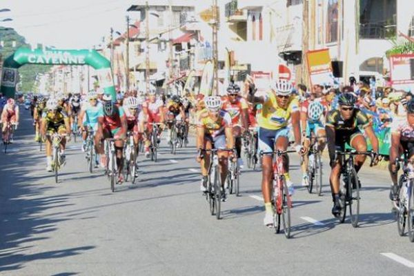 Tour de Guyane