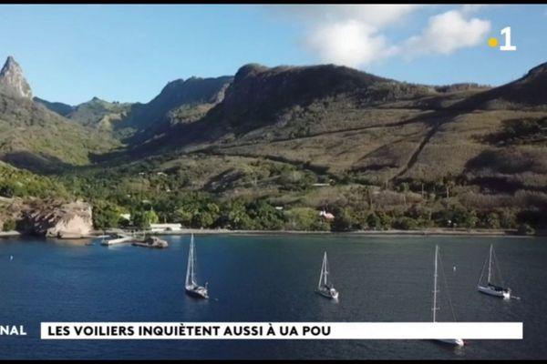 Les habitants de Ua Pou inquiets face à l'arrivée des navires de plaisance