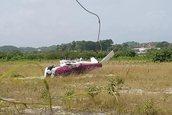 Accident d'avion