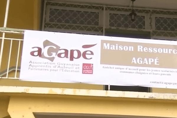 Maison ressource AGAPé