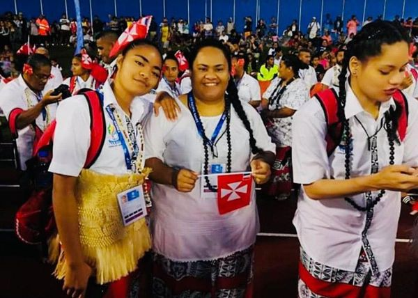 la Team Wallis et Futuna