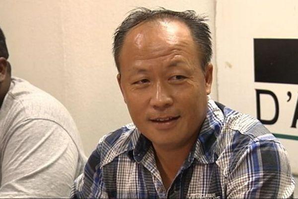 Albert Siong