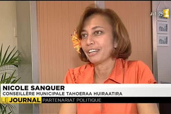 Jamet / Sanquer deviennent  partenaires politiques