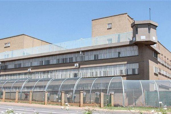 Prison Pretoria