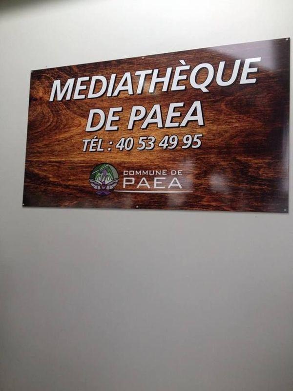 médiathèque Paea