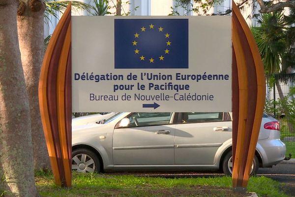 Délégation de l'Union européenne pour la Calédonie