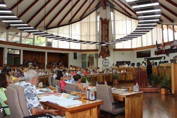 assemblee polynesie française
