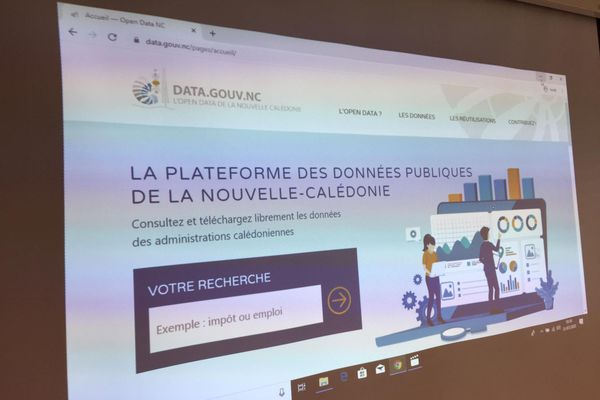 Plate-forme open data