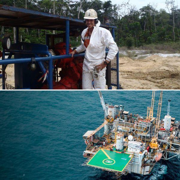 Le Calédonien travaille au Gabon pour Perenco
