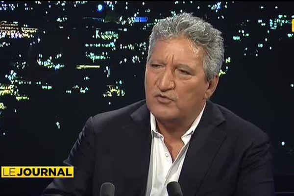 Jean Christophe Bouissou, ministre du tourisme et porte parole du gouvernement