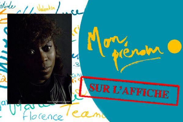 Mon prénom sur l'affiche : Micheline