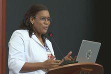 Elodie Jean-Marie, doctorante enseignante chercheuse