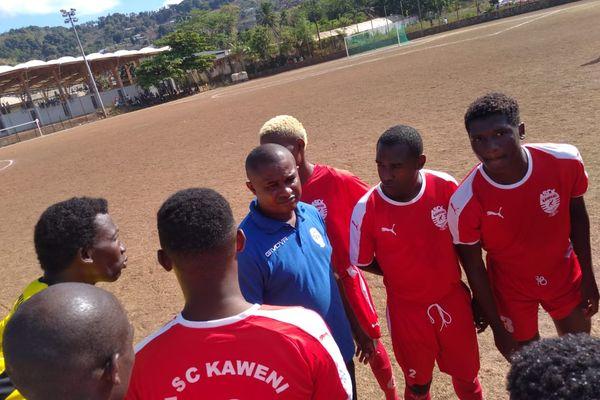 Championnat de Mayotte football R1 9e journée ASC Kaweni FC Mtsapéré