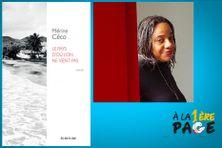Mérine Céco présente son dernier roman dans le programme littéraire du portail des Outre-mer