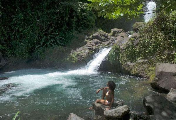 Saint-Vincent et les Grenadines rivière