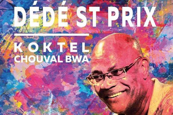 Nouvel album de Dédé Saint-Prix (novembre 2020)