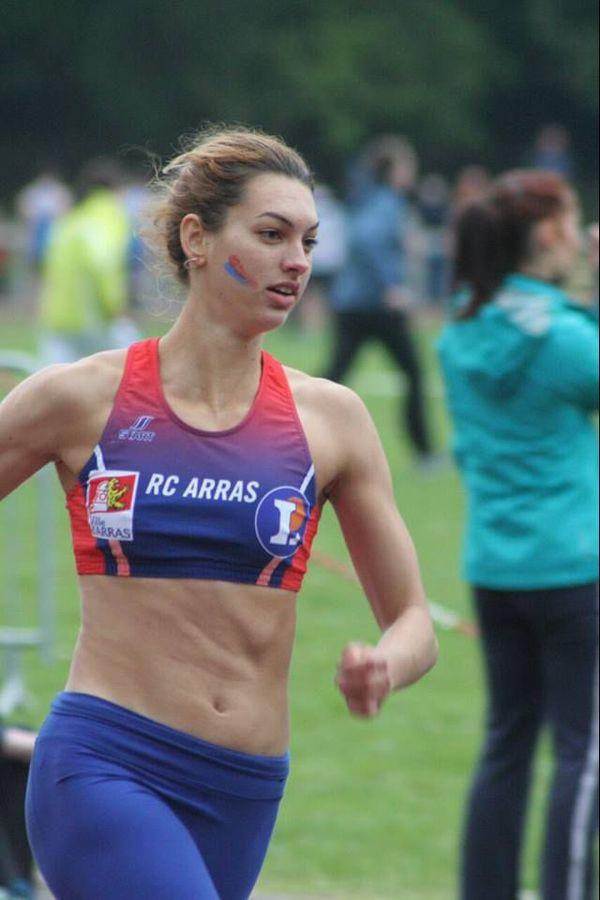Esther Turpin championne de France