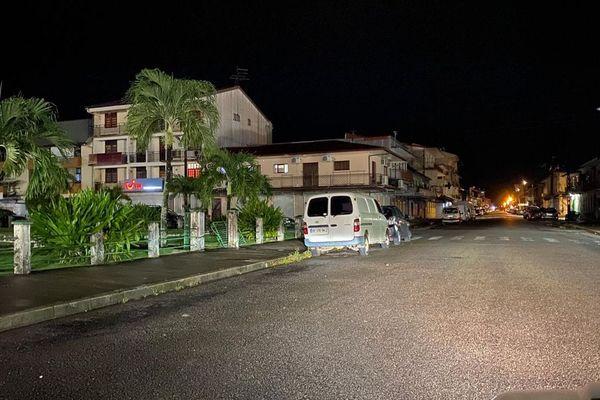 Couvre-feu à Cayenne le 19 juin