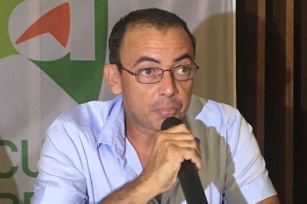 Frédéric Vienne est élu président de la chambre d'agriculture.