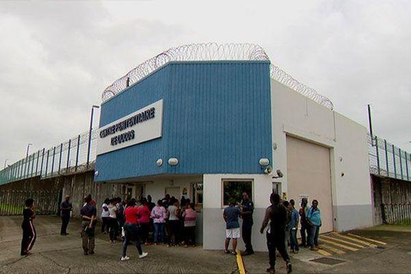 Mouvement Prison Ducos