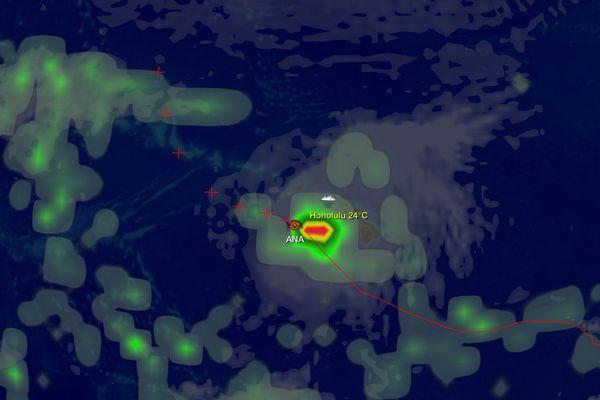 Cyclone Ana à Hawaï : « plus de peur que de mal »