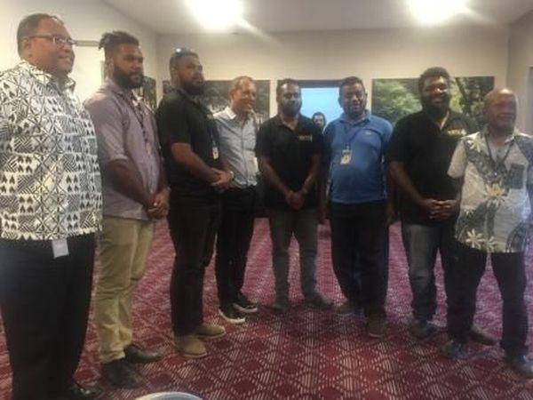 Fifo signature convention vanuatu