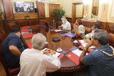 Réunion de la commission consultative du suivi des conséquences des essais nucléaires du 23 février 2021