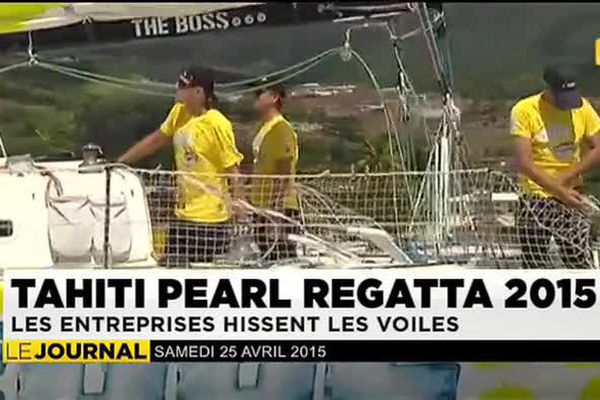 J-2 pour la 12è édition de la Tahiti Pearl Regatta