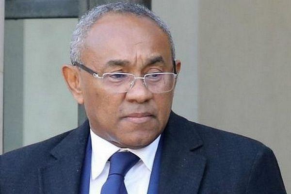 Ahmad Ahmad, président la Confédération africaine de football, ancien président de la Fédération malgache