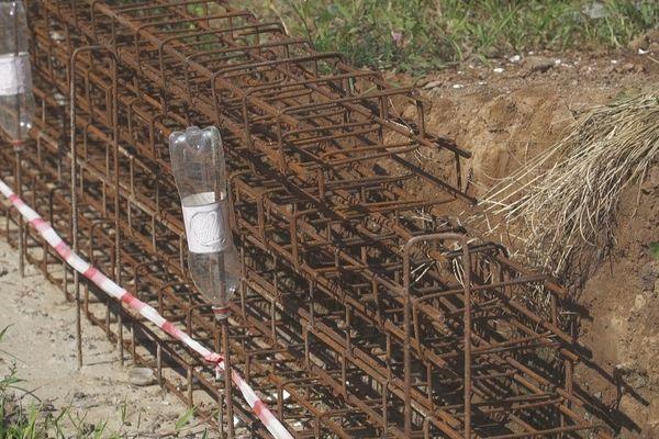 fers de construction