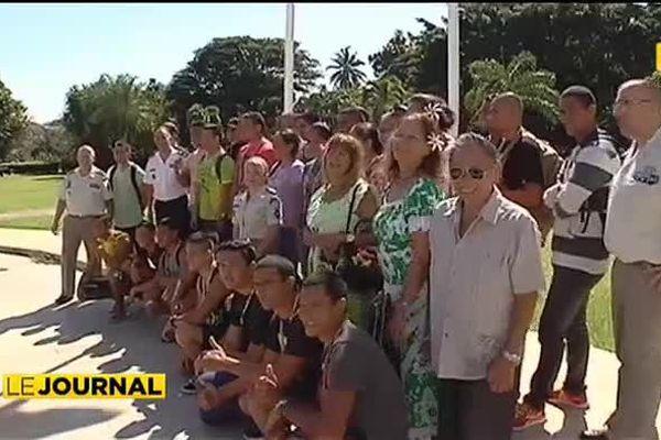 Près de 200 jeunes Polynésiens ont rejoint l'armée de terre en 2015