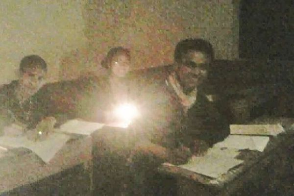 Epreuves du Bac à la lampe torche